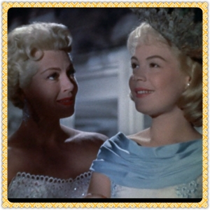 Much of Lana's personal drama was her own troubled relationship with her own teenage daughter.  This seems to be mirrored in Peyton Place (1957) and Imitation of Life (1959).