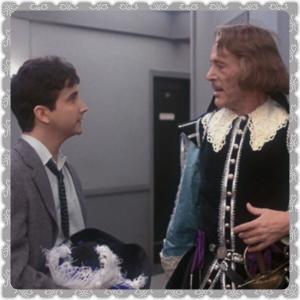 """I'm not an actor.  I'm a movie star.""  -Alan Swann"