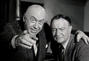 Otto_Preminger with John D. Voelker
