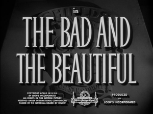 The Bad and The Beautiful_1