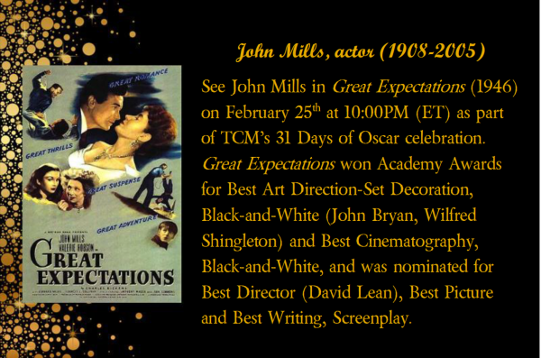 John Mills_Great Expectations