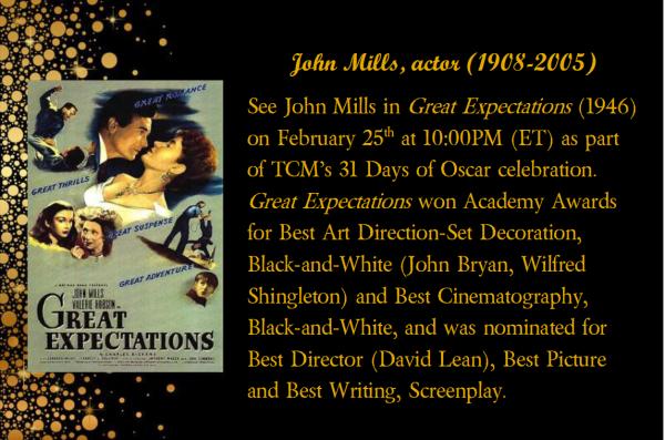 John Mills_Great Expectations