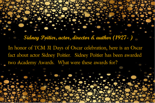 Sidney Poitier_Question