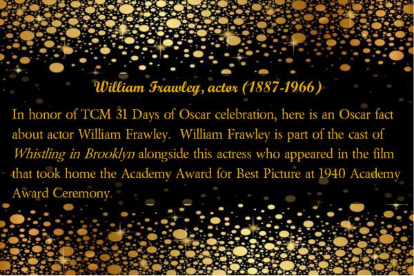 William Frawley_Question