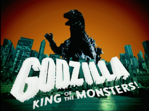 Godzilla King_1