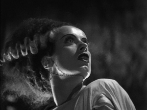 Elsa Lanchester_Bride of Frankenstein