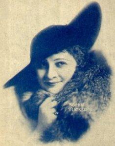 SophieTucker1917