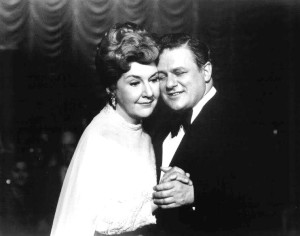 Maureen Stapleton and Charles Durning from the 1975 made for television film Queen of the Stardust Ballroom